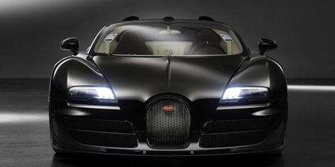 Bugatti Veyron Legend Jean Bugatti: second special edition revealed