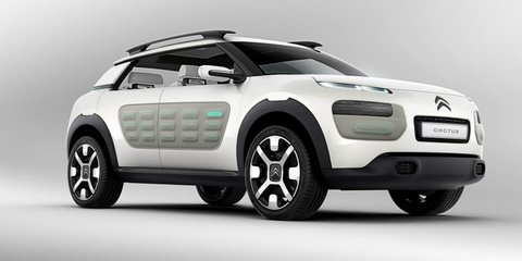 Citroen C4 Cactus production car to debut in February