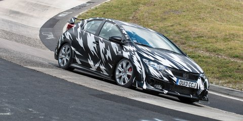 "Honda Civic Type-R: hot-hatch confirmed for ""at least"" 206kW"