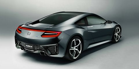 Honda NSX: second-gen hybrid supercar confirmed for Australia