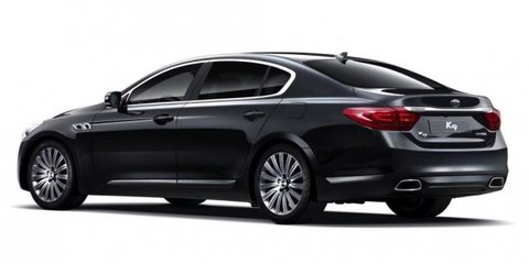 Kia K900 to top $70,000 in the US