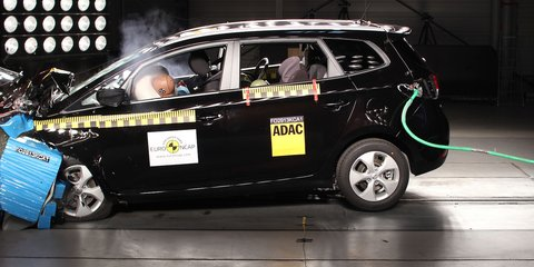 Kia Rondo scores five-star Euro NCAP safety rating