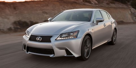 2014 Lexus IS F, GS updates revealed in US