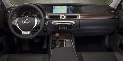 2014 Lexus IS F, GS updates revealed in US