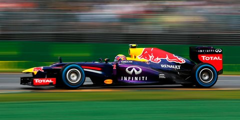 Melbourne locked in for 2014 Formula One season opener