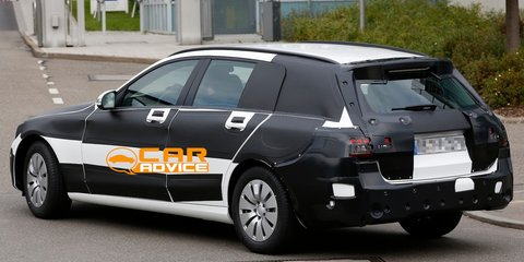 Mercedes-Benz C-Class Estate: first look at next-gen wagon