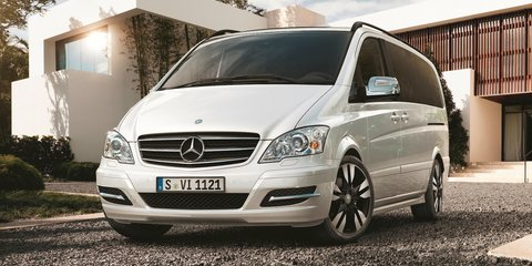 Mercedes-Benz Viano Avantgarde Grand Edition