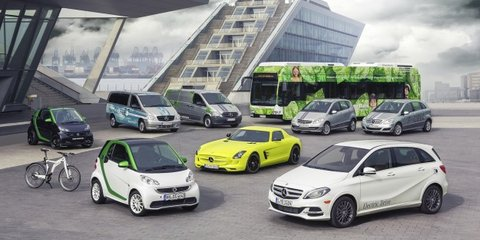 Mercedes-Benz looking to expand its ranks with more electric cars