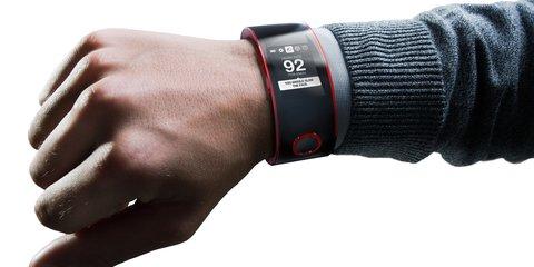 Nissan smartwatch revealed