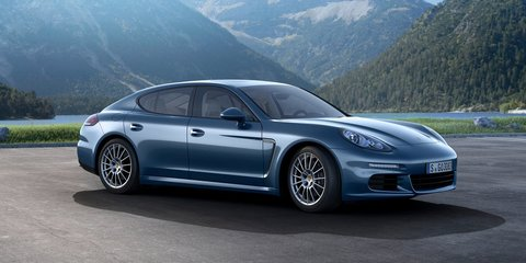 Porsche Panamera diesel facelift: power up, fuel consumption down