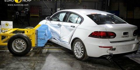 Qoros 3 sedan: first five-star Euro NCAP rated Chinese-developed car