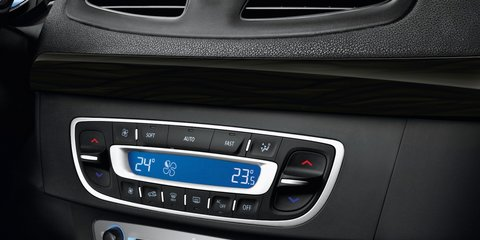 Renault Fluence: small sedan gets first facelift