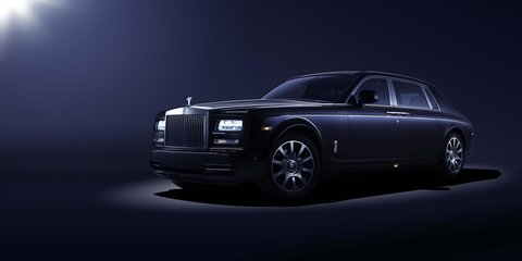 Rolls Royce Celestial Phantom: special edition limo unveiled