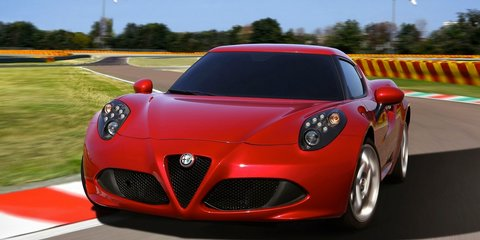 Alfa Romeo 4C to cost more than Porsche Cayman, Audi S5 in UK