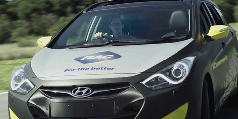 Australia develops attention-powered car to combat distracted driving