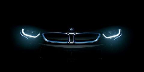 BMW i8: design details teased in new video