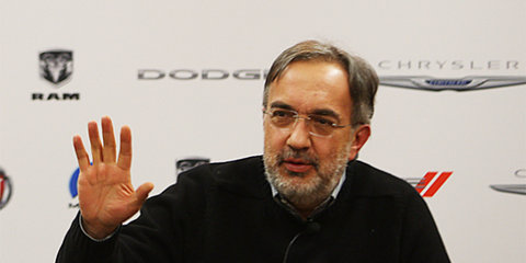 Fiat Chrysler CEO Sergio Marchionne replaced suddenly due to ill health