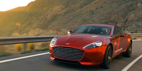 2018 Aston Martin Rapide will bring 600kW electric heart to party - report