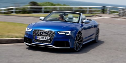 No price cuts for Audi RS models