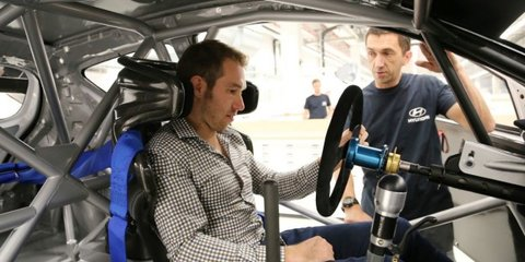 Hyundai goes full throttle with WRC program to meet tight deadline