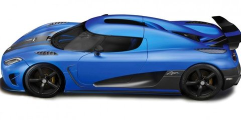 Koenigsegg One:1 has 450km/h top speed, 20sec 0-400km/h in its sights