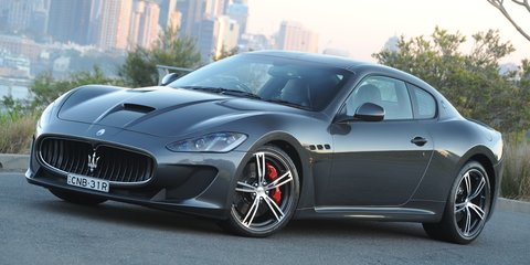 Maserati GranTurismo MC Stradale four-seater launches at $345,000