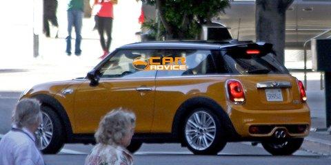 2014 Mini Cooper S fully revealed