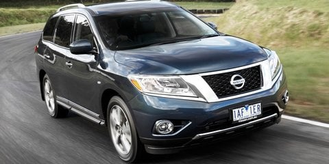 2013 Nissan Pathfinder recalled for stop-lamp switch issue