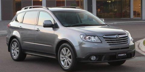 """Subaru's new seven-seat SUV is """"no chance"""" for Australia"""