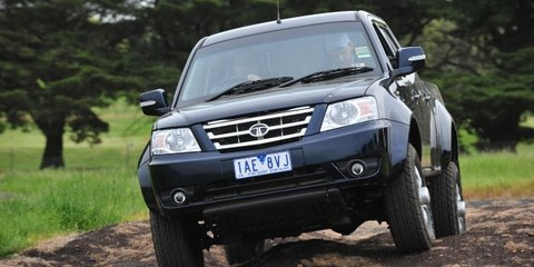 Tata Xenon deals sharpened; 4x4 dual-cab now $23,990 driveaway