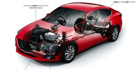Toyota and Mazda near fuel cell, engine partnership - report