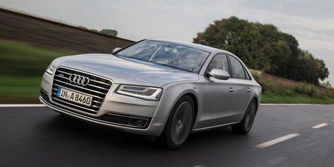 2014 Audi A8 Review