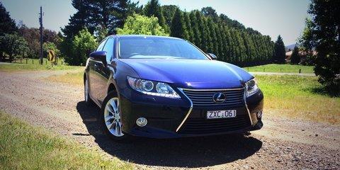 Lexus ES Review: ES300h and ES350