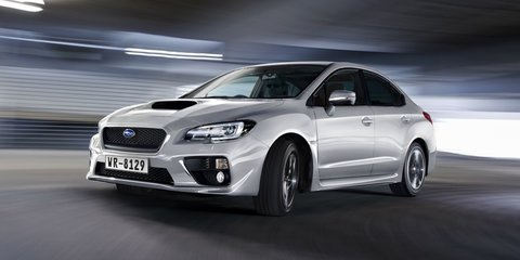 Subaru defends WRX's simplified styling, claims handling was better investment
