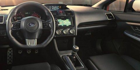 Subaru WRX: 199kW fourth-gen hero car revealed