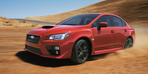 CVT automatic transmission for all-new Subaru WRX 'delivers on response' says carmaker