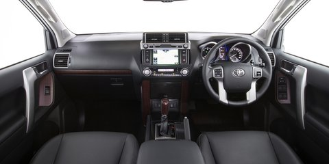 2014 Toyota LandCruiser Prado: pricing and specifications