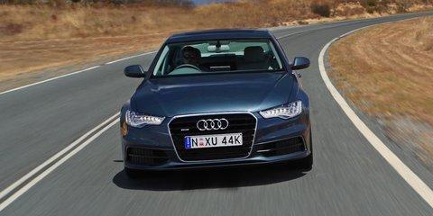 Audi A6: luxury sedan, wagon updated for 2014