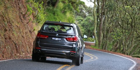 2014 BMW X5: new four-cylinder rear-driver from $82,900