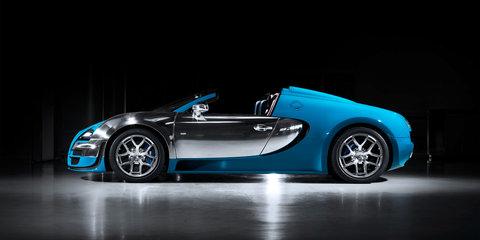 Bugatti Veyron Legend Meo Constantini: third special edition revealed