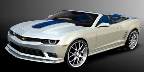 Chevrolet SS: Jeff Gordon concept headlines SEMA line-up