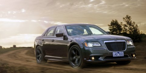 Chrysler 300S: new sporty-looking variant from $47,500