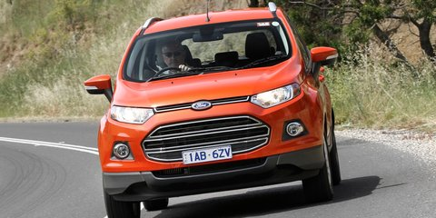 Ford EcoSport: pricing and specifications