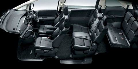 Honda Odyssey: new details of next-gen people-mover released