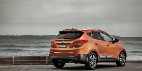 Hyundai ix35 Series II released