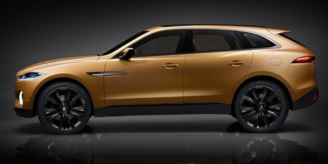 Jaguar C-X17: five-seat concept teases production SUV