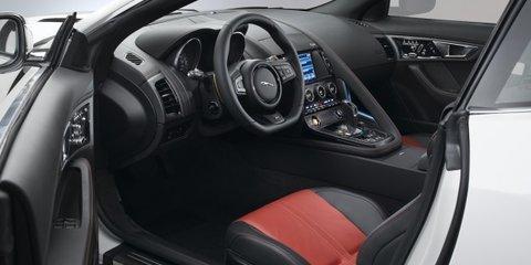 Jaguar F-Type R: 404kW coupe heads hardtop range