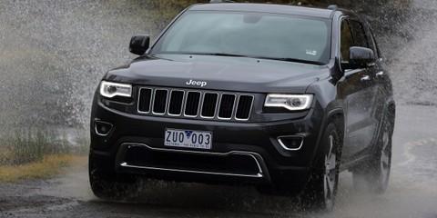 2011-14 Jeep Grand Cherokee recalled