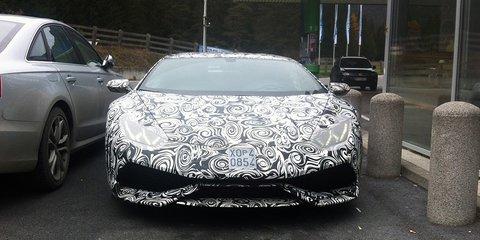 Lamborghini Cabrera: Gallardo successor drops cladding