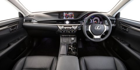 Lexus ES: pricing and specifications